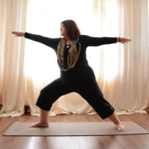 Yoga rondeur